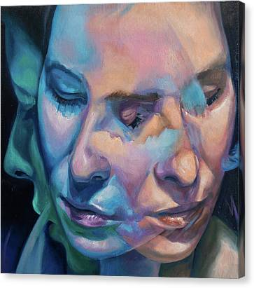 Slipping Away Canvas Print by Scott Hutchison
