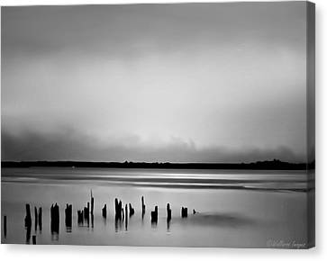Smoke On The Water Canvas Print by Wallaroo Images