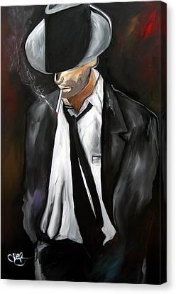 Smooth By Thomas Fedro Canvas Print by Tom Fedro - Fidostudio
