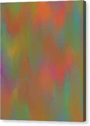 Smooth Transition Canvas Print by Dan Sproul
