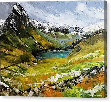 Snowdonia Wales Canvas Print