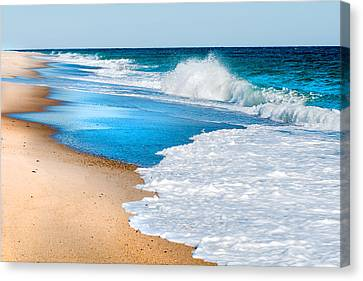 So Inviting Canvas Print by Greg Fortier