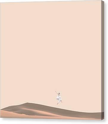 So Sand Canvas Print