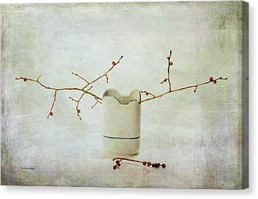 So Simple, So Pretty Canvas Print by Randi Grace Nilsberg