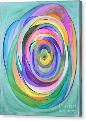 So Spring Canvas Print by Elena Fattakova