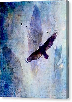 Soaring Canvas Print by Lisa Noneman