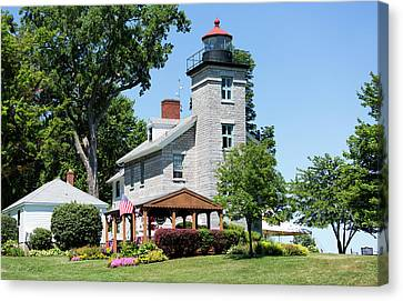 Sodus Point 6 Canvas Print by Peter Chilelli