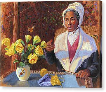 Sojourner Truth Canvas Print by Steve Simon