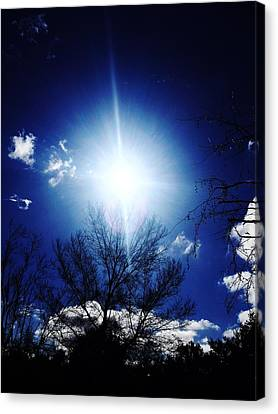 Sol Canvas Print by Robert Chambers