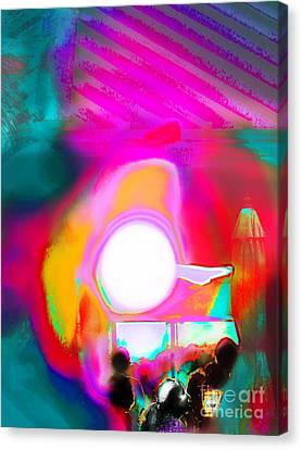 Sol Voyers Canvas Print