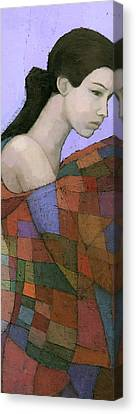Solace Detail Canvas Print by Steve Mitchell