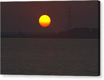 Solar Power Two Canvas Print by Kevin  Sherf