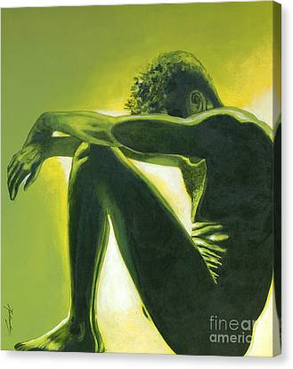 Soliloquy Canvas Print