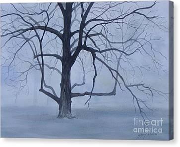 Solitude  Sold Canvas Print