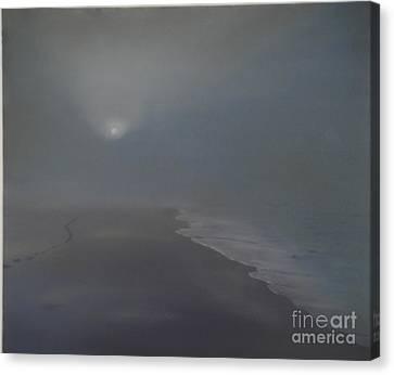 Solitude 1 Canvas Print by Katerina Wert