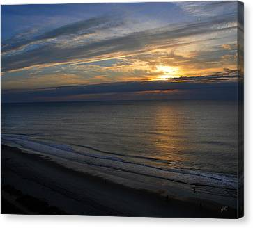 Solitude Canvas Print by Gerlinde Keating - Galleria GK Keating Associates Inc