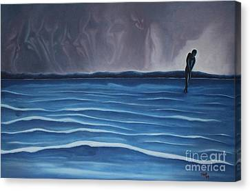 Solitude Canvas Print by Michael  TMAD Finney