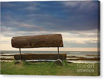 Canvas Print featuring the photograph Solitude.. by Nina Stavlund