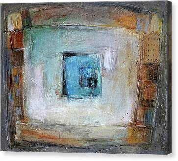 Solo Canvas Print by Behzad Sohrabi
