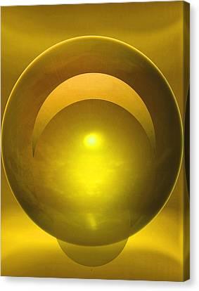 Solstice Canvas Print by John Krakora