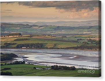 Solway Firth Canvas Print by Rod McLean