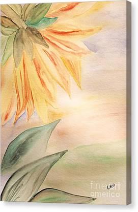 Someday Canvas Print by Maria Urso