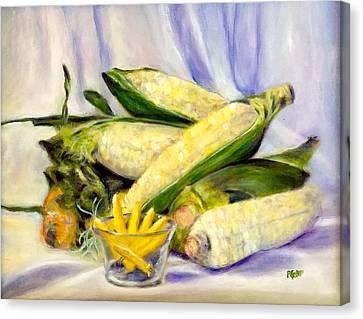 Something Corny Canvas Print