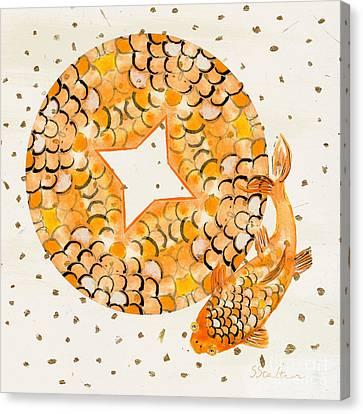 Something Fishy Canvas Print