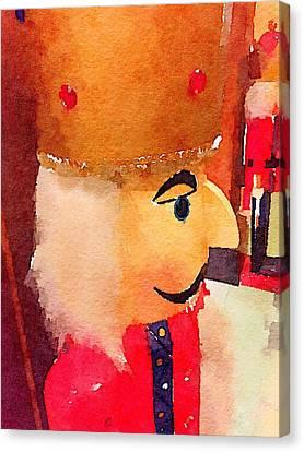 Son Of A Nutcracker Canvas Print