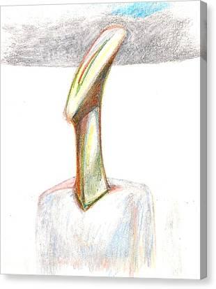 Son Of Dial Canvas Print by Al Goldfarb