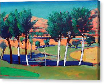Son Vida Three Canvas Print by Paul Powis