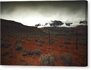 Song Canvas Print by Mark Ross