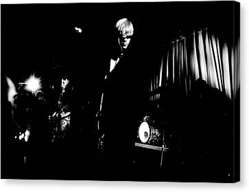 Sonic Youth At Showbox Seattle  Canvas Print