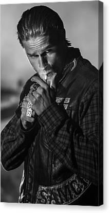 Sons Of Anarchy Jax Teller Charlie Hunnam 100373 1080x1920 Canvas Print