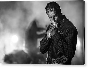 Sons Of Anarchy Jax Teller Charlie Hunnam 100373 3000x2000 Canvas Print