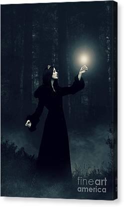 Sorcery Canvas Print