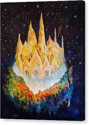 Soria Moria Canvas Print
