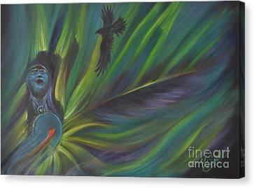Soul Cadence Canvas Print
