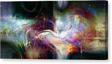 Soul Vibes Canvas Print