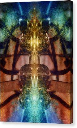 Sound Technology 17 Canvas Print