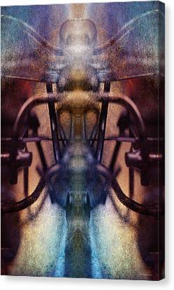 Sound Technology 6 Canvas Print