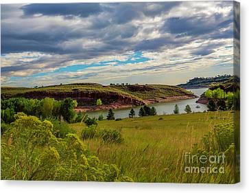 South Eltuck Cove Canvas Print by Jon Burch Photography