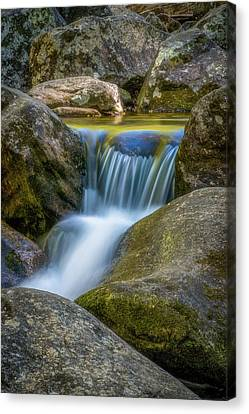 Canvas Print featuring the photograph South Mtn State Park-1 by Joye Ardyn Durham