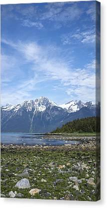 Southeast Alaskan Summer Canvas Print