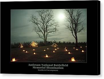 Southern Encampment 90 Canvas Print
