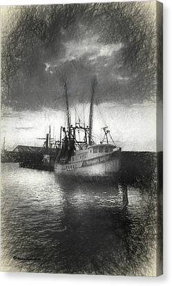 Southern Grace Canvas Print by Marvin Spates