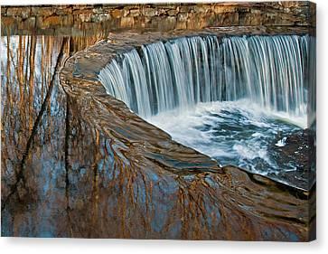 Southford Falls Canvas Print
