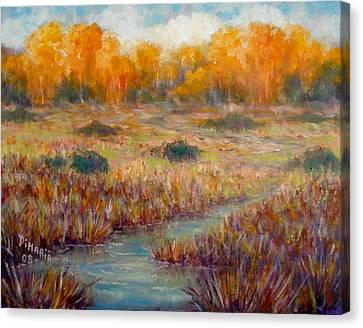 Southwest Autumn Canvas Print