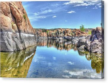 Southwest Beauty Canvas Print by Thomas Todd