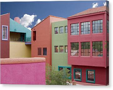 Southwest Colors Canvas Print